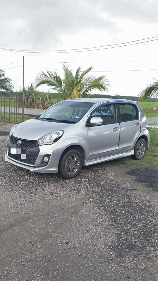 Perodua Myvi Normal (A)