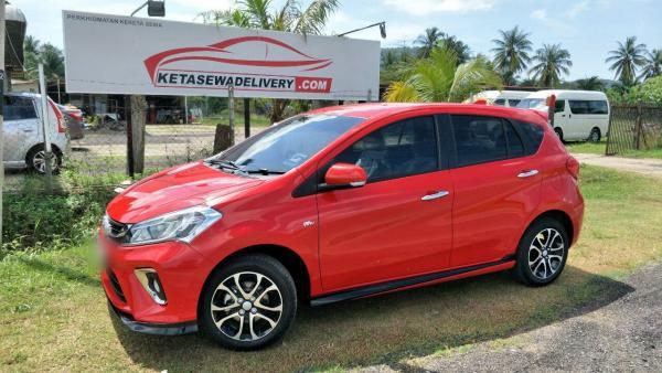 Perodua Myvi NEW 1.5 (A)
