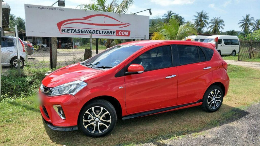Perodua Myvi Kereta Sewa Kulim Kedah
